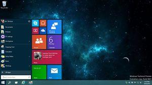 Windows 10 téléphones et tablettes avec 8