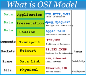 Data Encapsulation &amp&#x3B; Decapsulation in the OSI Model