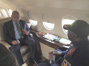 Tshisekedi en moralisateur devant Kanyama (Courtoisie Congoindependant)