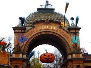 Trick or treat - Halloween in Tivoli