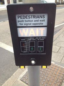 Be or not to be........ a pedestrian*