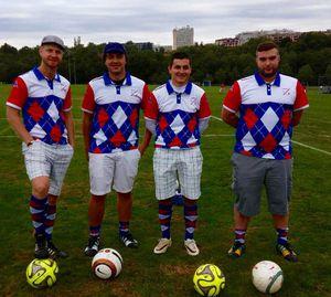 Avec le Lyon FootGolf Club