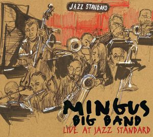Mingus Big Band en son jardin à Manhattan