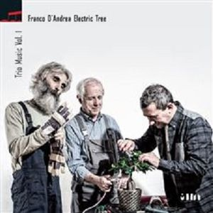 FRANCO D'ANDREA « Elecrtric Tree » Trio Music vol. I