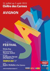 24eme Avignon Jazz Festival