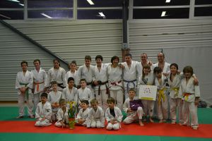Photo de groupe saison 2014-2015