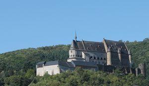 Vianden: Victor Hugo, Trinitarier und luxemburgische Lebensart
