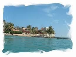 N'gor, une île de charme à 400 mètres au large de Dakar
