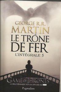 TRONE DE FER 5 de George R. R. Martin