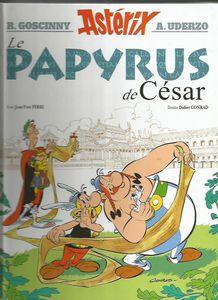 ASTERIX : le papyrus de César de Jean-Yves Ferri&amp&#x3B; Didier Conrad