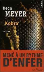 Kobra, de Deon Meyer