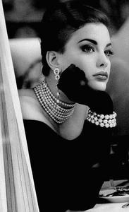 Les colliers de perles, la perle attitude en automne