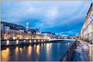 Besançon et ses batisses historiques