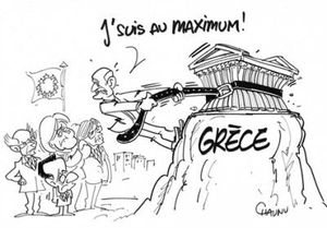 SUR LA GRECE ET LA SITUATION INTERNATIONALE, UNE CONTRIBUTION AU DEBAT