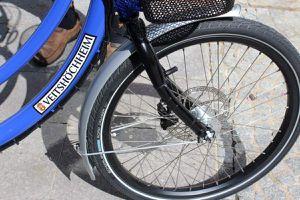 Stefan Einbergers S&amp&#x3B;S-Bikes ermöglicht Rathausmitarbeitern Dienstfahrten mit einem E-Bike im Probebetrieb