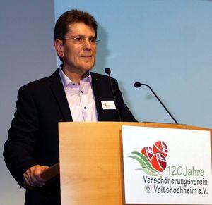 Jubiläumsfeier 120 Jahre Verschönerungsverein Veitshöchheim - Teil 2: Beeindruckende Ausstellung und Kindergartenbeiträge