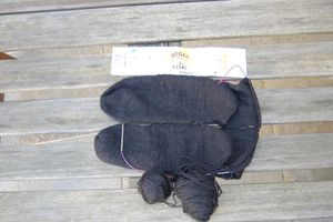 Tricot n°8 Chaussettes T 41