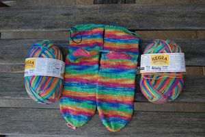 Tricot n°11 Chaussettes T35