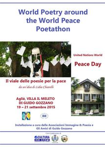 United Nations World Peace Day - September 21 2015