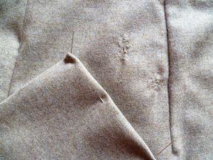 A la recherche du pantalon idéal ... Burda 7017