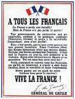 76ème anniversaire de l'Appel du 18 juin 1940- Le Gaullisme: une boussole