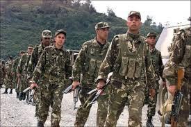 L'ALGERIE A RELEVE LE DEGRE D'ALERTE DE SES FORCES ARMEES