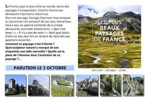 Les Plus beaux paysages de France de Georges Feterman