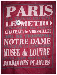 PARIS - fini !!