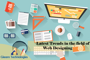 Crucial web designing trends in 2016