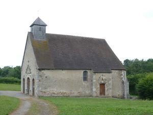Saint Rémy avec sa source miraculeuse