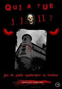 JJ2 fait son retour pour Halloween du 26 au 30 octobre