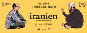 Projection-débat du film &quot&#x3B;Iranien&quot&#x3B; à Quend (80) le 19 mars