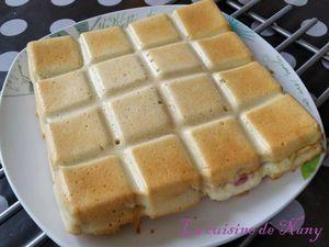 Moelleux jambon/raclette