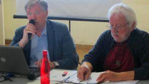 Courrier de l'Ouest. A Saint-Sigismond, entre le maire et ses administrés : la fracture Saint-Sigismond - 13/05/2016
