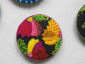 Amazing french embroiderer