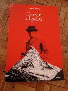 2016 Saison du livre Printemps : Cervin absolu de Benoît Aymon