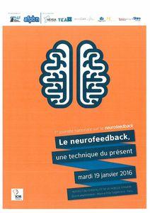 Le neurofeedback, une technique du présent - 16 janvier 2016