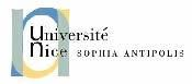 Master Neuropsychologie et Psychologie du Développement 2016/2017 - Unice