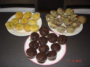 Des muffins : En veux-tu ? En voilà !