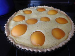 La tarte aux fruits