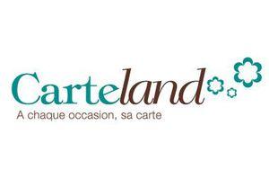 J'ai testé la marque Carteland + (Concours) !