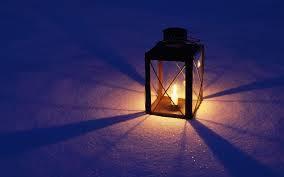 Une lumière d'espoir dans les  nuits sombres de novembre,