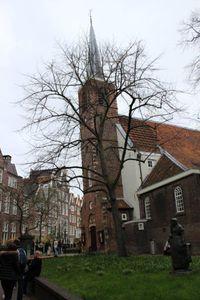 Amsterdam... Spui et Begijnhof