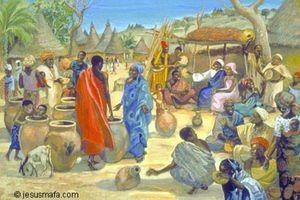 Méditation sur l'Evangile - 2e Dimanche du Temps Ordinaire (Année C)