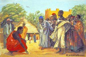 Méditation sur l'Evangile - 5e Dimanche de Carême (Année C)