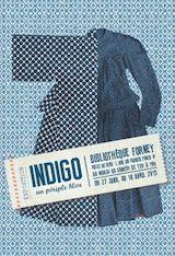 Indigo : une exposition géniale à la Bibliothèque Forney !