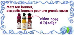 Innocent : tricot solidaire