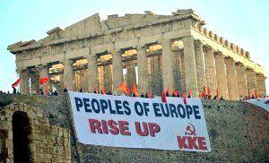 La marginalisation du KKE et la crise grecque (titre de RC)