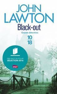 Blogoclub du 1er juin 2016 - Black-out de John Lawton