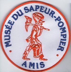 Ecusson du musée pompiers de VIEUX FERETTE (68)